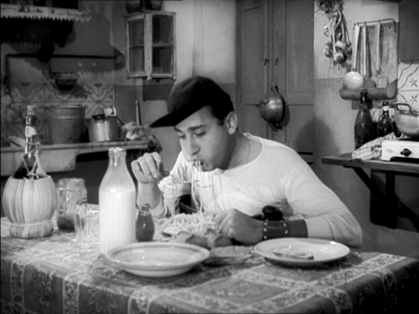 "The great Alberto Sordi in ""An American in Rome""."