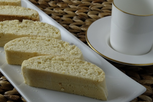 Crunchy anise biscotti no one can resist go well with espresso.