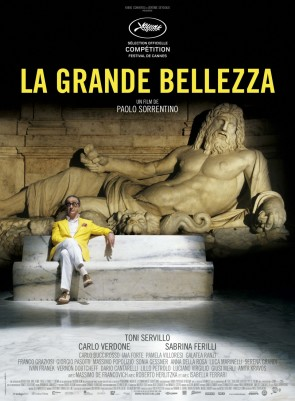 Italy on Film: Toni Servillo shines in La Grande Bellezza as main character Jep: a lost soul trying to find his way.