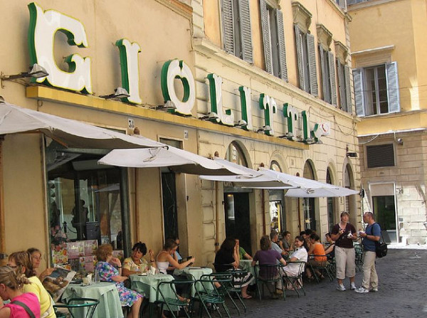 Go to gelateria Giolitti for the best ice cream in Rome.  Been there for over 100 years, a bit pricey but located right in the historic center of Rome and worth the wait to get yours.