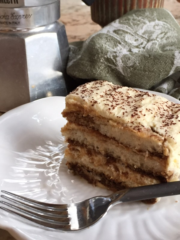Tiramisu is easy to make at home and easy to dazzle your guests.